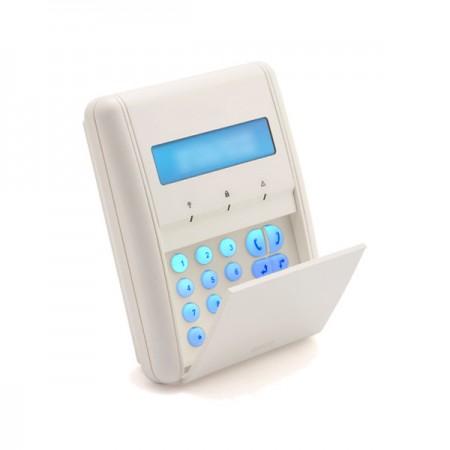 clavier de commande pour alarme