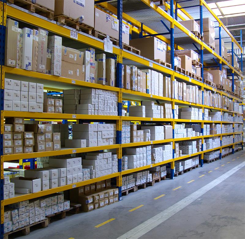 vidéosurveillance entrepôt