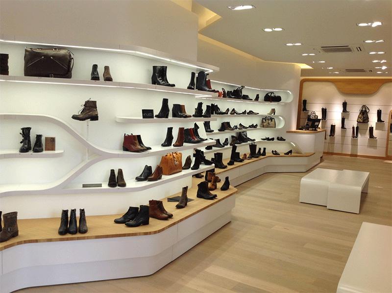 Vid osurveillance magasin de chaussures 75 eyetech - Magasin chaussure quimper ...