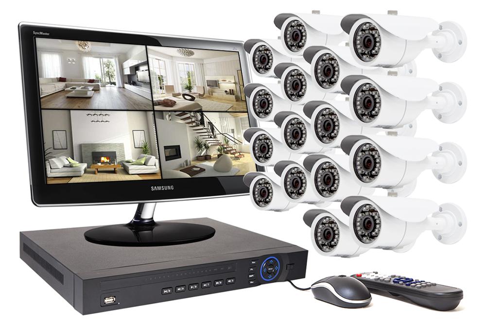 materiel video surveillance