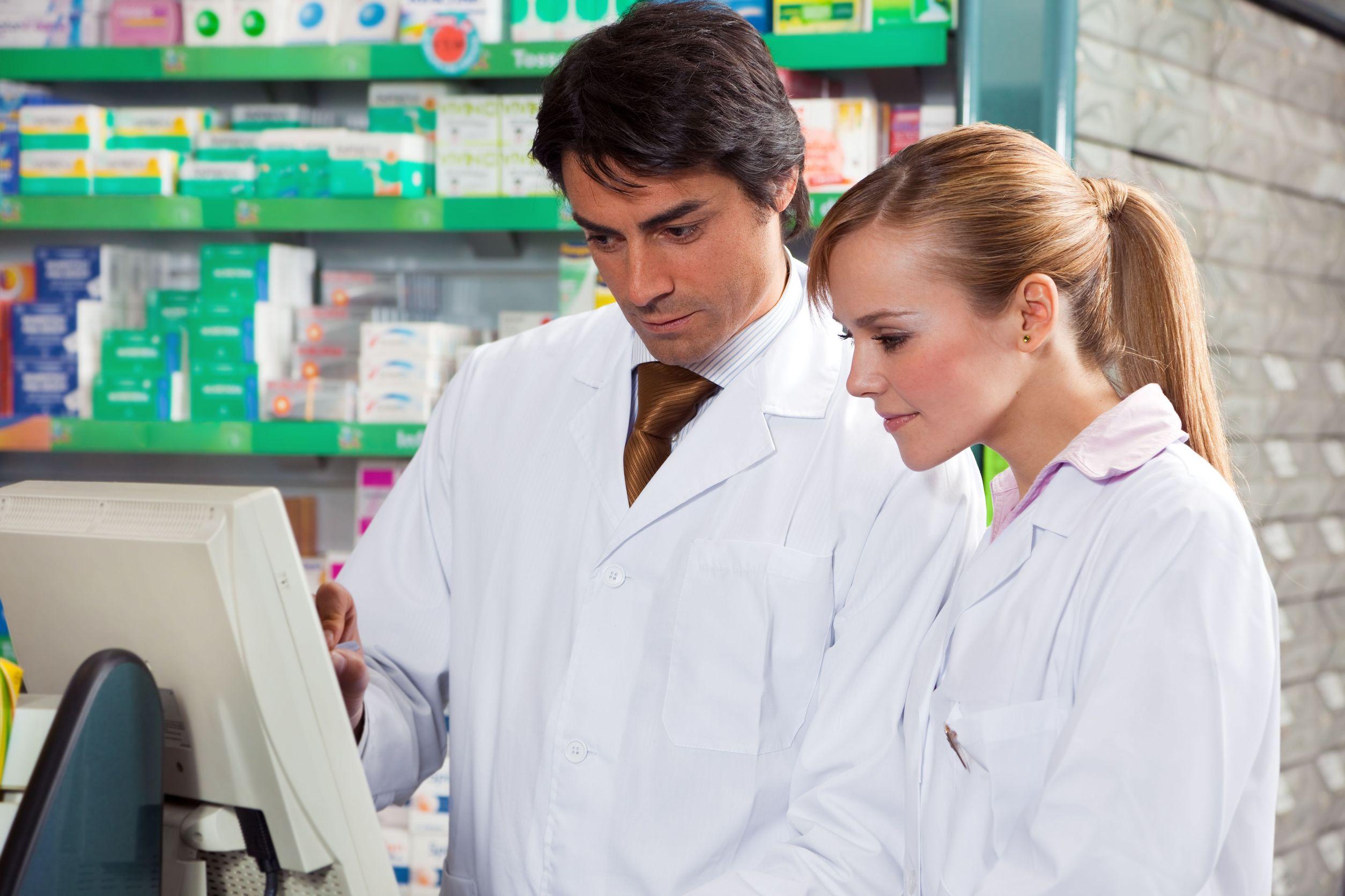 Vidéosurveillance pharmacie