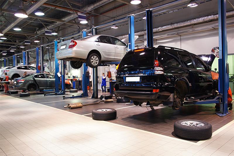 Vidéosurveillance Garage Automobile