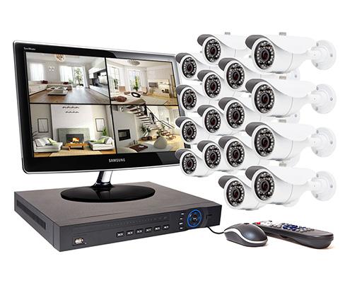 Materiel de videosurveillance